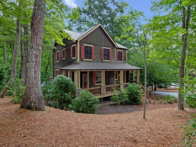 65 Whispering Falls Court, Tuckasegee, NC 28783 (#3653082) :: LePage Johnson Realty Group, LLC