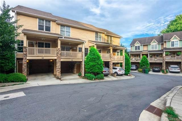 2909 Craftsman Lane, Charlotte, NC 28204 (#3653550) :: Johnson Property Group - Keller Williams