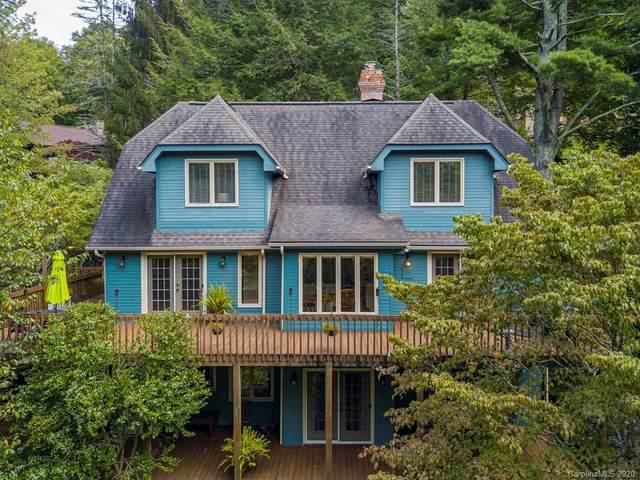 480 Chestnut Walk Drive, Waynesville, NC 28786 (#3653753) :: Stephen Cooley Real Estate Group