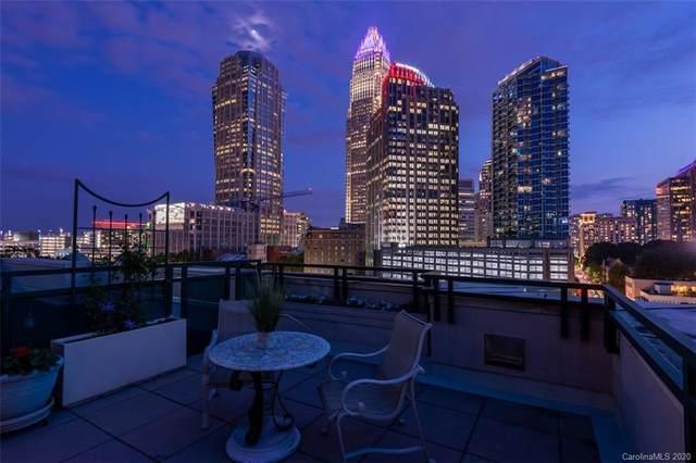 400 N Church Street #706, Charlotte, NC 28202 (#3654030) :: High Performance Real Estate Advisors