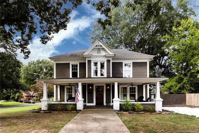 101 Crawford Street N, Monroe, NC 28112 (#3654269) :: DK Professionals Realty Lake Lure Inc.