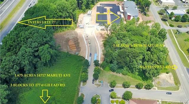 14717 Maruti Avenue, Huntersville, NC 28078 (#3655497) :: BluAxis Realty