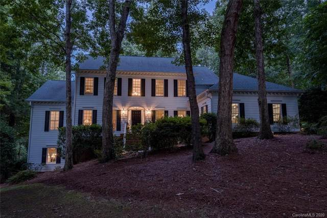 1615 Walden Pond Lane, Waxhaw, NC 28173 (#3655805) :: Caulder Realty and Land Co.
