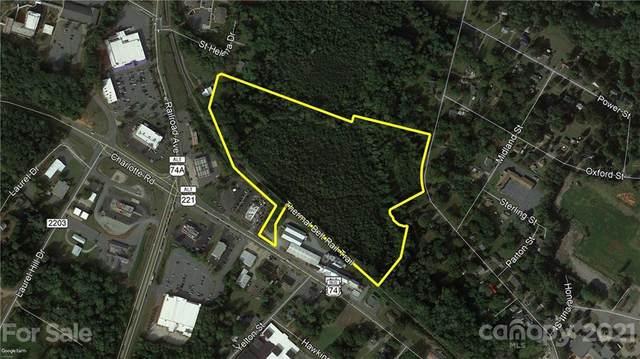 600 Main Street, Spindale, NC 28040 (#3656266) :: Carver Pressley, REALTORS®
