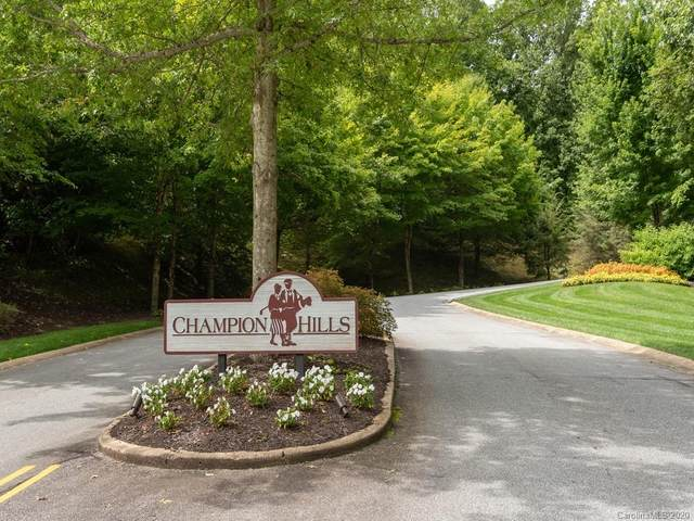 LOT 44 Bobby Jones Drive, Hendersonville, NC 28739 (#3656425) :: DK Professionals Realty Lake Lure Inc.