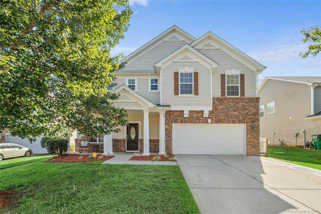 9606 Seamill Road, Charlotte, NC 28278 (#3656454) :: Johnson Property Group - Keller Williams