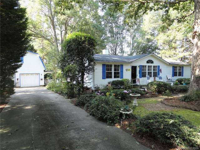 1207 Mangum School Road, Pageland, SC 29728 (#3656558) :: Stephen Cooley Real Estate Group