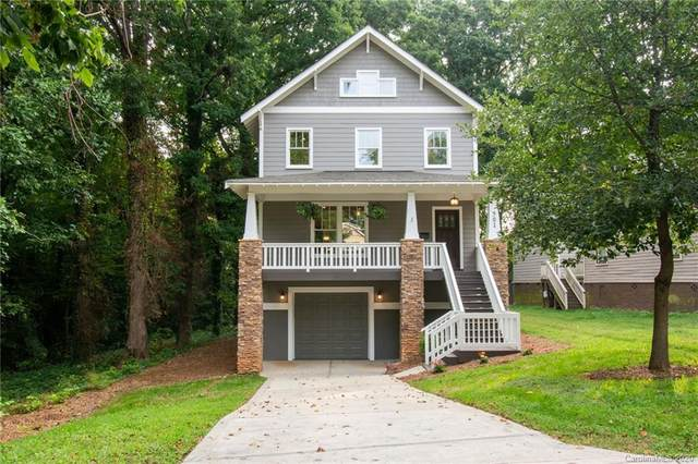 901 Essex Street, Charlotte, NC 28205 (#3656666) :: Johnson Property Group - Keller Williams