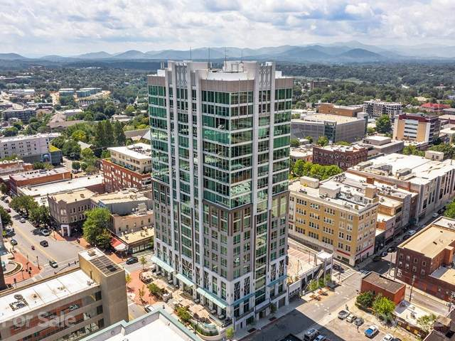7 Patton Avenue #1803, Asheville, NC 28801 (#3656735) :: Carlyle Properties