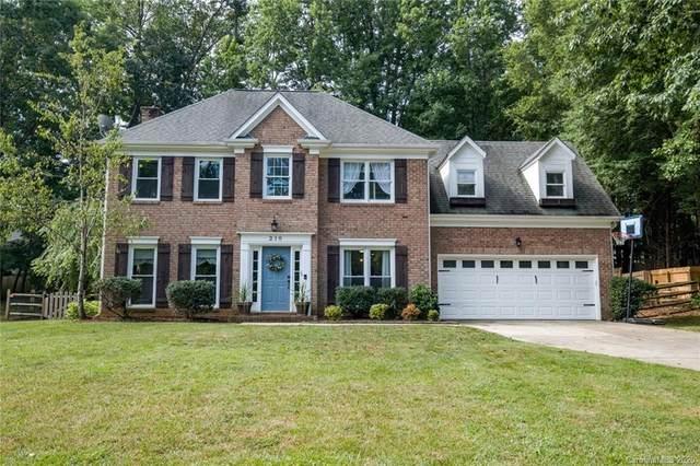 210 Charter Oak Court, Mooresville, NC 28115 (#3656836) :: Rinehart Realty