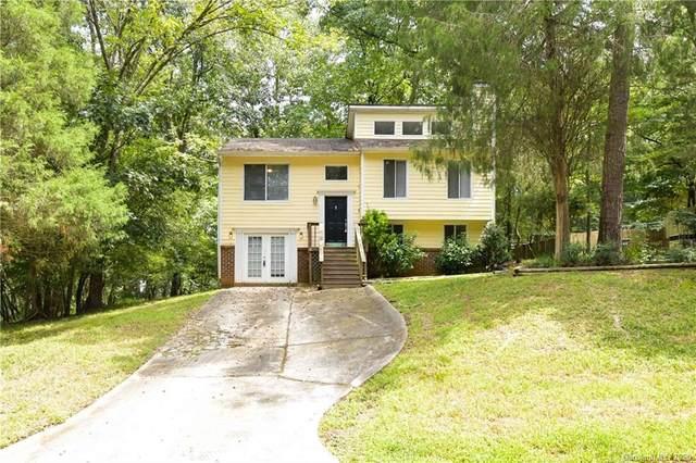 9209 Fairway Ridge Road, Charlotte, NC 28277 (#3656862) :: Rinehart Realty