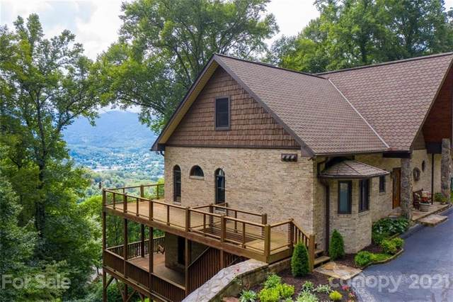 1169 Laurel Ridge Drive, Waynesville, NC 28786 (#3657364) :: Keller Williams Professionals