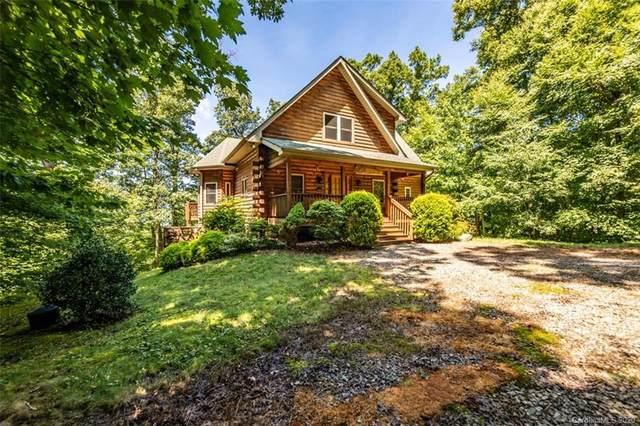 234 Fall Creek Road, Waynesville, NC 28785 (#3657789) :: Rinehart Realty