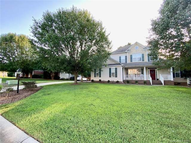 11130 Mccamie Hill Place, Concord, NC 28025 (#3658363) :: Rinehart Realty