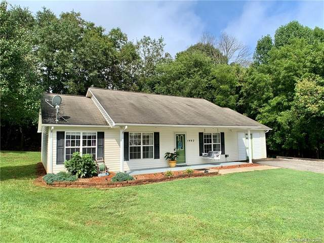 1462 Clear Creek Lane, Newton, NC 28658 (#3658658) :: Stephen Cooley Real Estate Group