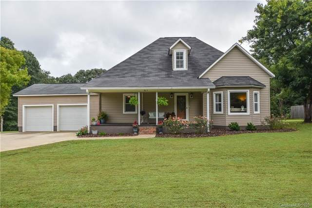 665 Grampian Road, Mt Ulla, NC 28125 (#3658980) :: Rowena Patton's All-Star Powerhouse