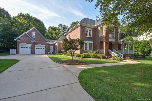 6353 Fox Chase Drive, Davidson, NC 28036 (#3659280) :: LePage Johnson Realty Group, LLC