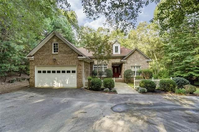 1450 Langdon Road, Sherrills Ford, NC 28673 (#3659360) :: High Performance Real Estate Advisors