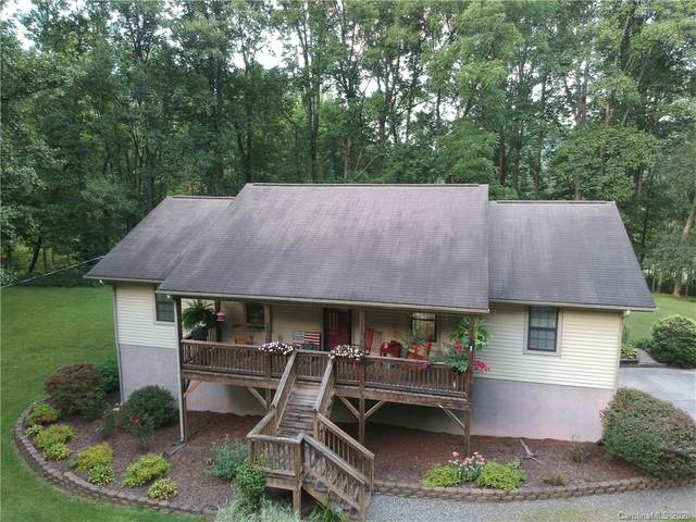 75 Woodmore Drive, Waynesville, NC  (#3659762) :: Keller Williams Professionals
