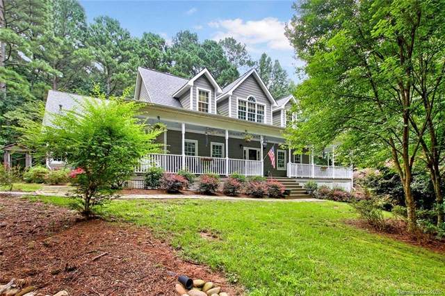 299 Winding Shore Road, Troutman, NC 28166 (#3660593) :: High Performance Real Estate Advisors