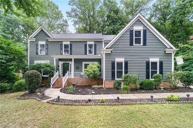 8639 Summerfield Lane, Huntersville, NC 28078 (#3660621) :: MartinGroup Properties