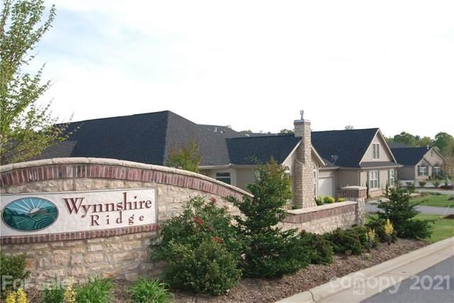 836 Wynnshire Drive #22, Hickory, NC 28601 (#3660722) :: Cloninger Properties