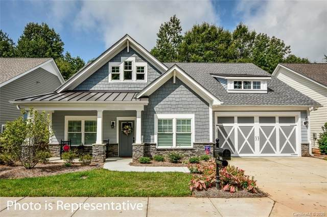 1009 The Glen Street 30A, Statesville, NC 28677 (#3660797) :: High Performance Real Estate Advisors
