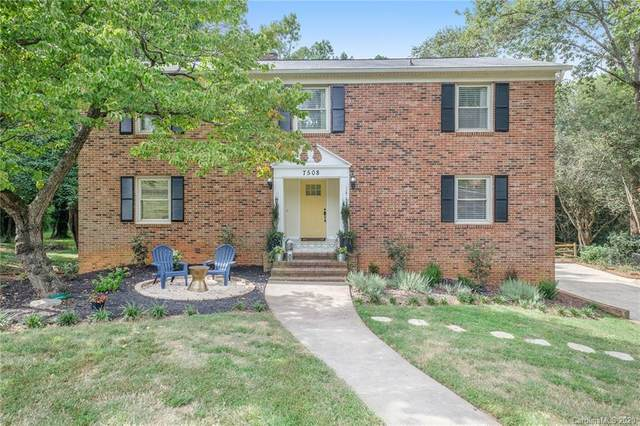 7508 Folger Drive, Charlotte, NC 28226 (#3660819) :: Stephen Cooley Real Estate Group