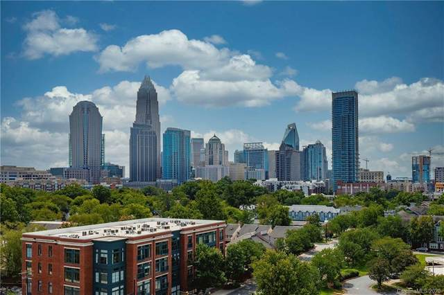 715 N Graham Street #209, Charlotte, NC 28202 (#3660906) :: High Performance Real Estate Advisors