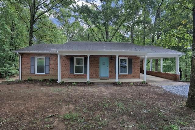 196 Bostian Lake Road, Statesville, NC 28677 (#3660916) :: Exit Realty Vistas