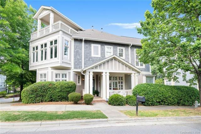 946 Garden District Drive, Charlotte, NC 28202 (#3661013) :: Stephen Cooley Real Estate Group