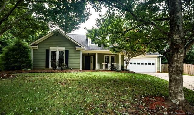 3605 Wood Duck Court, Concord, NC 28027 (#3661215) :: Rinehart Realty
