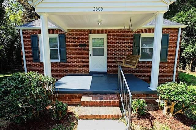 2505 Elon Street, Charlotte, NC 28208 (#3661393) :: Johnson Property Group - Keller Williams