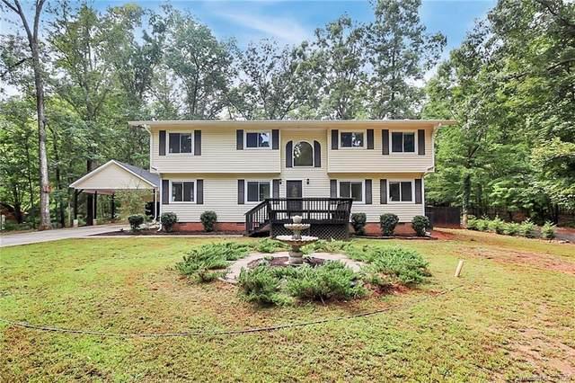 1704 Lake Monroe Drive, Monroe, NC 28112 (#3661422) :: Besecker Homes Team