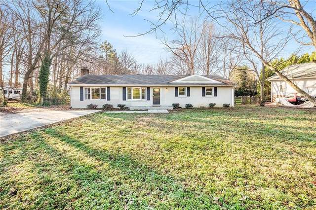 5601 Hucks Road, Charlotte, NC 28269 (#3661520) :: Stephen Cooley Real Estate Group
