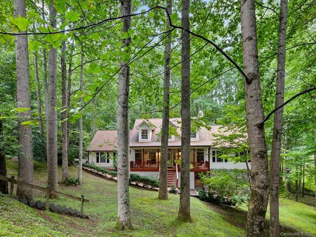 114 Banjo Hollow Lane, Waynesville, NC 28786 (#3661559) :: Homes Charlotte