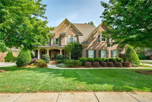 3206 Delamere Drive, Matthews, NC 28104 (#3661584) :: IDEAL Realty