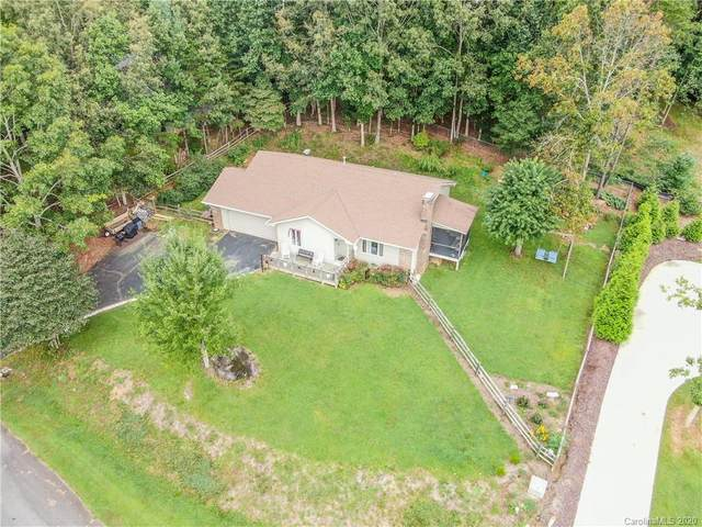 105 Roasted Chestnut Trail, Hendersonville, NC 28792 (#3661983) :: Stephen Cooley Real Estate Group