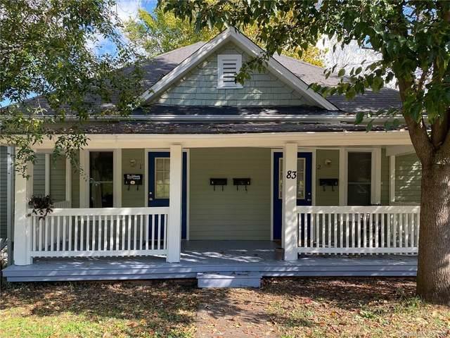 83 Washington Road, Asheville, NC 28801 (#3662205) :: BluAxis Realty