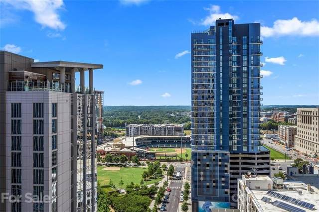 230 S Tryon Street #1301, Charlotte, NC 28202 (#3662377) :: Odell Realty