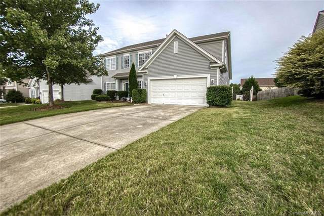 6767 Thistle Down Drive #48, Harrisburg, NC 28075 (#3662698) :: LePage Johnson Realty Group, LLC