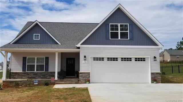 193 Staffordshire Drive #116, Statesville, NC 28625 (#3662849) :: Homes with Keeley | RE/MAX Executive