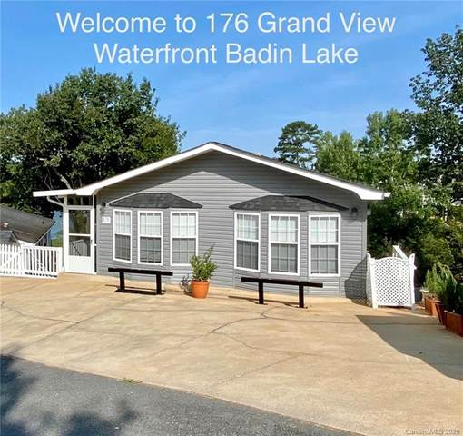 176 Grand View Drive, New London, NC 28127 (#3662900) :: Stephen Cooley Real Estate Group