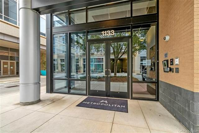 1133 Metropolitan Avenue #614, Charlotte, NC 28204 (#3663200) :: Stephen Cooley Real Estate Group