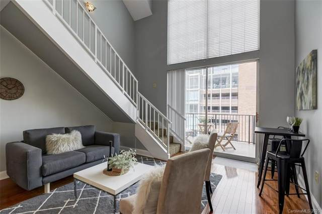 300 W 5th Street #641, Charlotte, NC 28202 (#3663567) :: The Downey Properties Team at NextHome Paramount