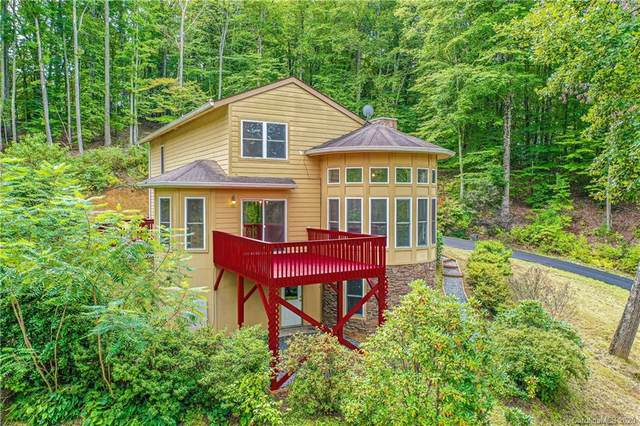 284 Gaither Ray Drive, Mars Hill, NC 28754 (#3663641) :: Charlotte Home Experts