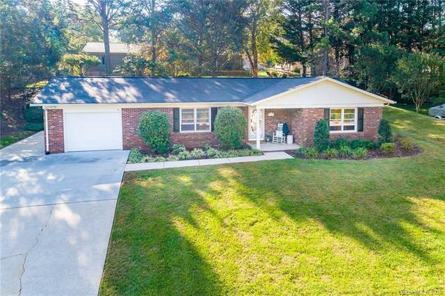 4050 Arrowhead Drive NE, Hickory, NC 28601 (#3663680) :: LePage Johnson Realty Group, LLC