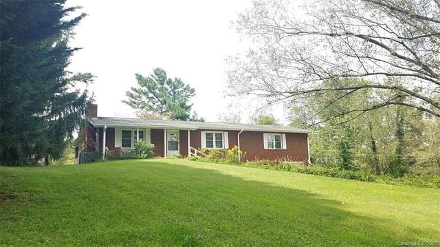 61 Frisbee Road, Leicester, NC 28748 (#3663887) :: Stephen Cooley Real Estate Group