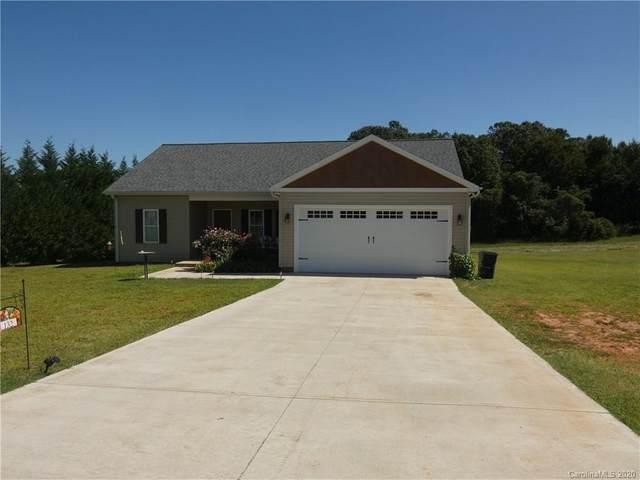 132 J.T. Drive, Shelby, NC 28150 (#3663891) :: Ann Rudd Group