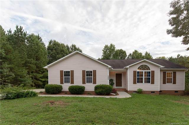 105 W Panther Creek Road, Troutman, NC 28166 (#3663962) :: Homes Charlotte